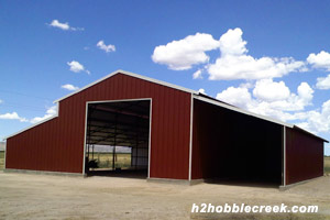 Steel Buildings/Stuctures